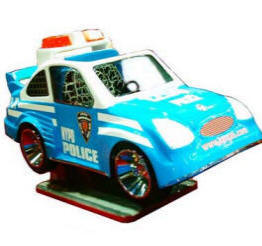 Falgas NYPD Police Car Kiddie Ride - 30312  |  From Falgas Amusement Rides