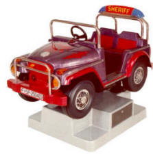 Falgas Army Car Kiddie Ride - 11 - From BMI Gaming: 1-800-746-2255