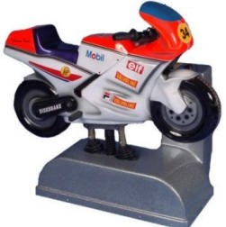 Falgas Cagiva Motorcycle Kiddie Ride - 3636 -  | From BMI Gaming : Global Supplier Of Kiddie Rides, Arcade Games and Amusements: 1-866-527-1362