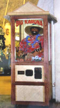 Big Kahona Fortune Teller - Fortune Telling Machines