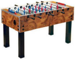 G2 / G.2 / G-2 Foosball Table By Garlando Foosball