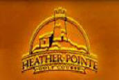 Golden Tee Golf 2006 Heather Point Golf Course Logo