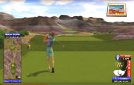 Antelope Pass  Golf Course Screenshot - Golden Tee Golf 2016