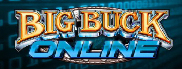Big Buck HD Online Video Arcade Game Logo | Large
