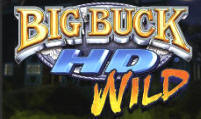 Big Buck HD WILD Video Arcade Hunting Games - Logo