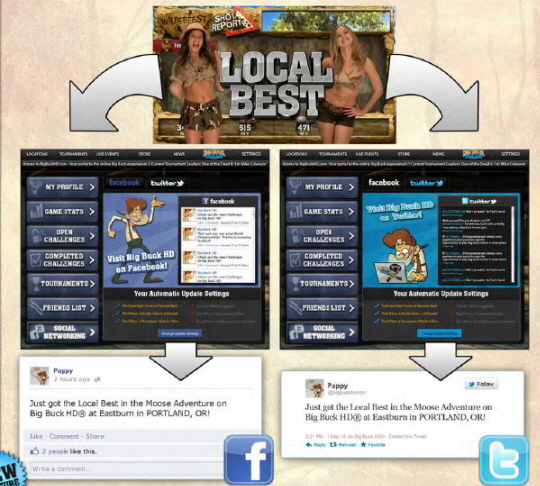 Big Buck HD Online Local Best Banner