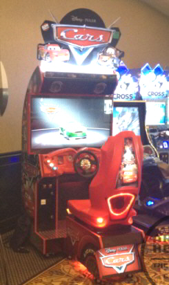 Cars Arcade - Video Arcade Racing Game