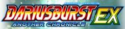 Darius Burst Another Chronicle EX Video Arcade Game Logo
