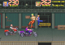 Double Dragon 3  The Rosetta Stone - Title screen image
