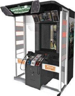 Elevator Action Death Parade Video Arcade Game From Taito