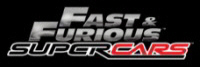 The Fast And The Furious Super Cars Arcade Game Logo