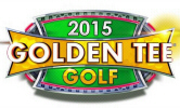 Golden Tee Golf 2015 Home and Commercial Models Logo