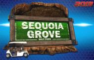 Sequoia Grove Golf Course - Golden Tee Live 2015 Course Logo