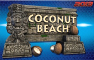 Coconut Beach Golf Course - Golden Tee Live 2014 Course Logo