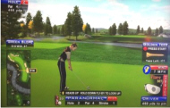 Bear Lodge Golf Course - Golden Tee Live 2014 Course Shot