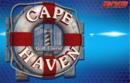 Cape Haven Golf Course - Golden Tee Live 2014 Course Logo