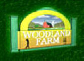 Golden Tee 2009 Unplugged Woodland Farms Course Logo