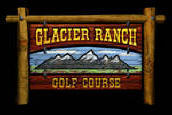 Golden Tee Golf 2007 Glacier Ranch Golf Course Logo