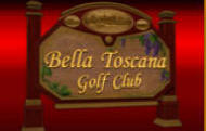 Golden Tee Golf 2010 Unplugged | Bella Toscana Golf Club Course Logo