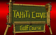 Golden Tee Golf 2010 Unplugged | Tahiti Cove Golf Course Logo