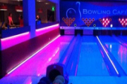 Imply Integrated LED Bowling Lane Lighting Feature