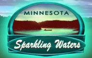 Minnesota Sparkling Waters Golf Course Logo - Golden Tee LIVE 2015