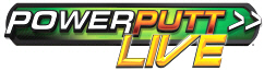 Power Putt LIVE Mini Golf Game Logo