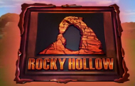 Rocky Hollow Golf Course Logo - Golden Tee LIVE 2015