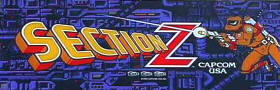 Section Z Arcade Games For Sale