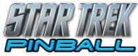 Stern Star Trek Pinball Machines Logo