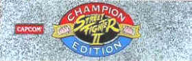 Street Fighter 2 Championship Edition Arcade Games For Sale