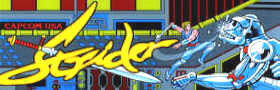 Strider Arcade Games For Sale