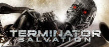 Terminator Salvation Arcade Shooting Game Logo