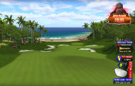 Volcano Palms Golf Course Screenshot - Golden Tee Golf 2016
