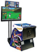 Golden Tee Gold Complete With Arcade Legends 3 Pedestal Model Video Arcade Machine