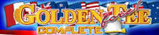 Golden Tee Complete Logo From BMI Gaming - Global Deliver and Service - 1-800-746-2255