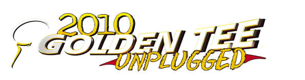 Golden Tee Unplugged 2010 Models From Incredible Technolgies - Logo 2