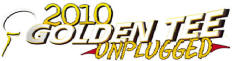 Golden Tee Unplugged 2010 Edition Logo 1
