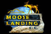 Golden Tee Golf 2007 Moose Landing Country Club Logo