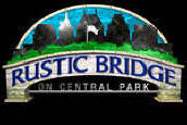 Golden Tee Golf 2007 Rustic Bridge On Central Park Course Logo