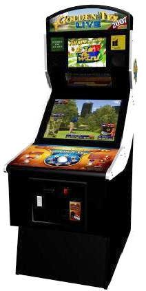 Golden Tee Live | 2007 Model Information Page From BMI Gaming: 1-800-746-2255