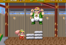 Hammerin Harry Video Arcade Game Screenshot