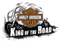 Harley Davidson King Of The Road Standard Edition Video Arcade Motorcycle Racing Game From SEGA