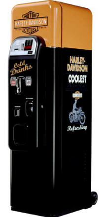 Discontinued Vending Machines Reference Page H N From