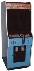 Nintendo Hogan's Alley - First Coin Operated Video Game With Light Gun, circa 1984