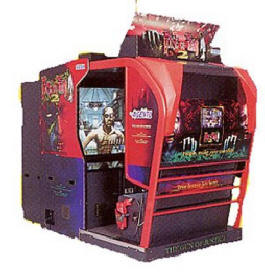 House Of The Dead 2 Super Deluxe Cabinet Model Video Arcade Game