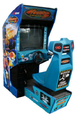Hydro Thunder Standard Model Video Arcade Game