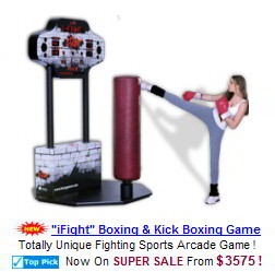 Boxing Arcade Machines | Boxing Arcade Games