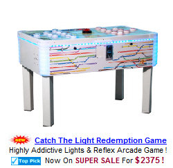 Ticket Redemption Arcade Games