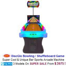 Sports Arcade Machines Games